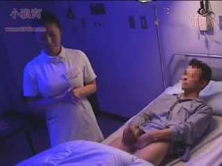 Dandy-078-cfnm noche enfermera sees erect rabo y jer