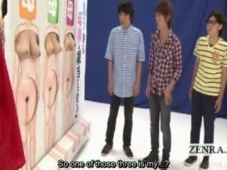 Subtitled voluptuous японки нудист частен parts игра