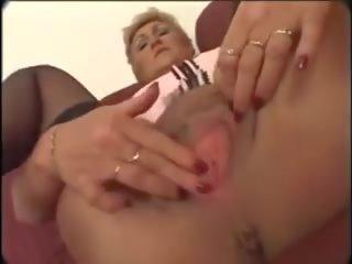 Harig rijpere in kous, gratis rijpere channels porno video- 3b