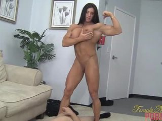 Angela salvagno - muscle ficken