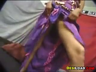 Indian Prostitute With Two Cocks