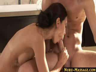 japanse, exotisch, nuru