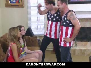 Daughterswap - daughters губя bet и майната татковци <span class=duration>- 10 min</span>