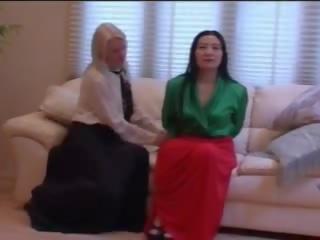 Lang skjørt silke binding, gratis lesbisk porno 71