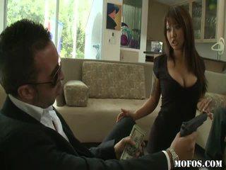 Asijské porno female tastes the věc