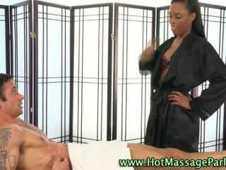 masseuse, blowjob, babe