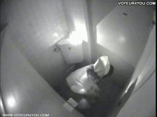 Masturbation viață toaleta cameră