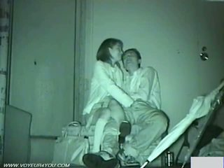 Midnight Exciting Sex Outdoor