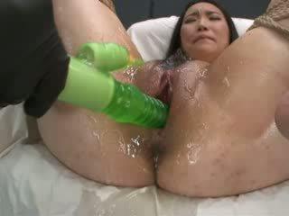 The duży green cipka eater