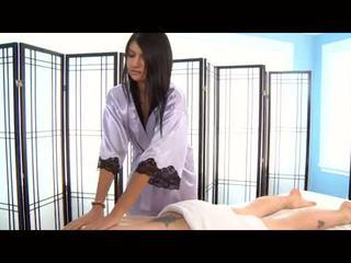 Cassandra Nix massage happy ending