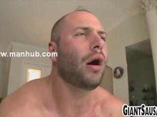 Horny white guy rides fat ebony dick
