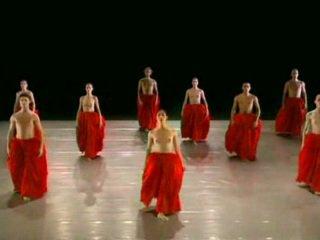 Nu danse ballett groupe