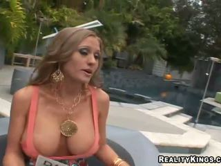 Abby Rode fucking up and getting rewarded for sex