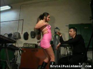 Гаряча жорстокий punishment відео starring