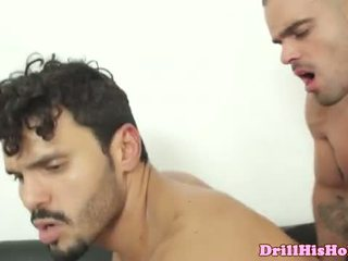 Damien crosse fucks bottom b-tch