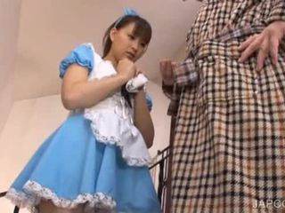 Japānieši sweety shows undies zem svārkiem