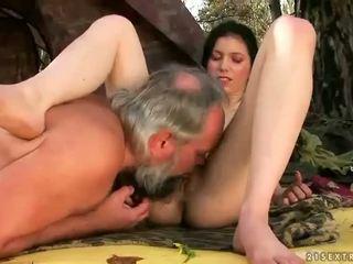 брюнетка, hardcore sex, групов секс