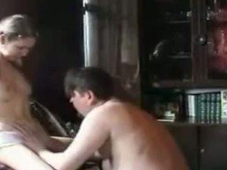 Реален баща дъщеря вкъщи видео