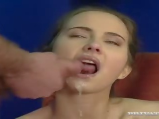 Private.com - patricia diamond gets a skupinsko posilstvo