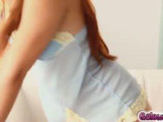 brunetka, wszystko dziecko, online solo idealny