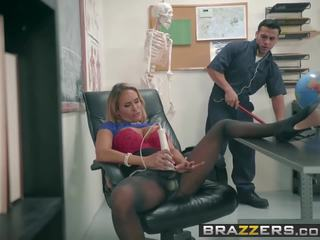 brazzers, ass licking, big tits