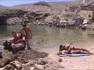 Sexy blondes gefickt bei griechisch island video