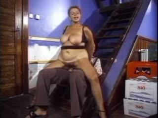 كبير الثدي, bbw, الجدات