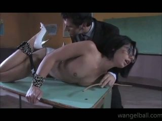 bril, anaal, secretaresse