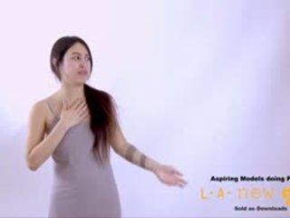Supermodel cu fodido em audição casting