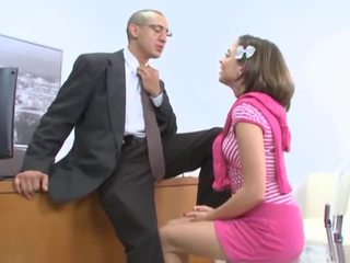 Jovem grávida sexo 2