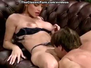 Nikki dial, mike horner en bouncy tetas chica desde porno 1980 doggy follada