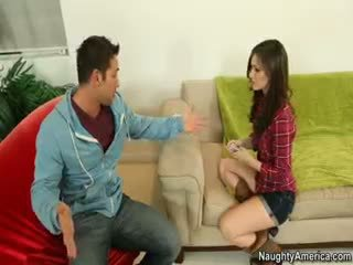 brunette, reality quality, see pornstar new