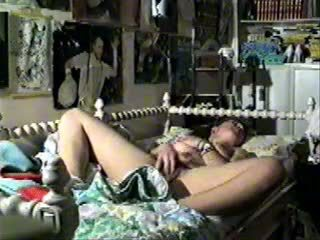 Hidden Cam In My Family House. Moms And Sisters Masturbating 2