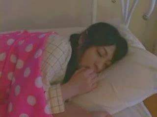Slapen meisje geneukt hard video-