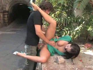 hardcore sex, hard fuck, seks in de buitenlucht