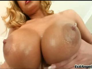 big boobs, chick, alluring