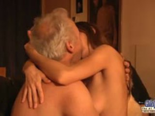 Oldman Fucks In Ass His Sexy Young Wife