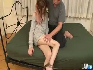 Mai shirosaki splits viņai kājas līdz dot ka grūti loceklis pilns