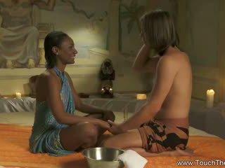 Erotyczny seksualny przyjemność masaż