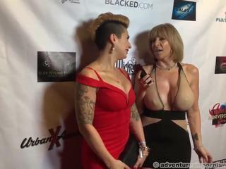 Urban x awards 2018 - sarkans carpet daļa 1, porno bb
