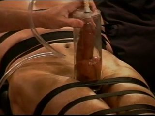 big dick, muscular, leather