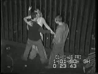 Real seguridad cámara tape de borracha chica follada vídeo