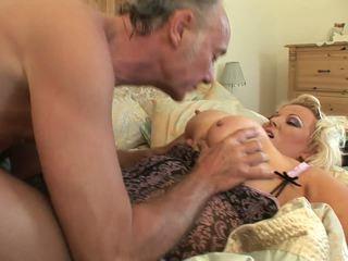 Rallig bbw im sie sexy unterwäsche gets humped von älter guy