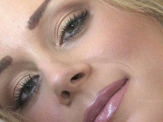 close up, dünn, schönen titten