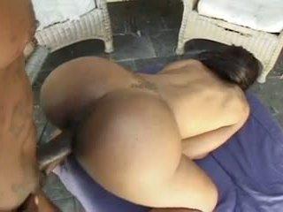 μαύρο και ebony, πρωκτικός, πορνοστάρ