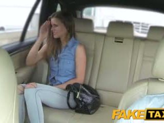 Faketaxi dama wants a ver drivers grande polla