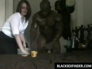 virkelighet, booty, svart