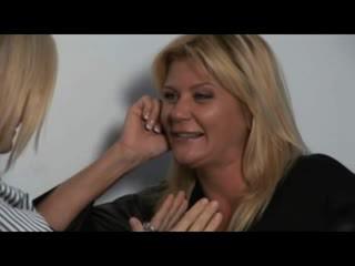 Nina, ginger & melissa - гаряча матусі в лесбіянка encounters