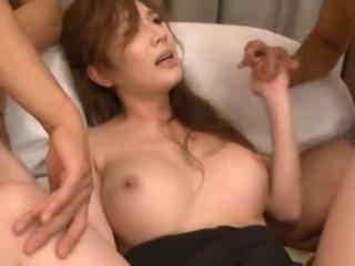 Ori tüdruk sucks suur rods