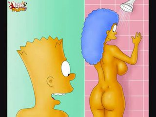 Cpt awesome?s simpsons (tram pararam) porn collection [vide